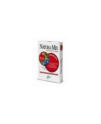 ABOCA  NATURA MIX REVIGORIZANTE FLUIDO 10 FRASCOS