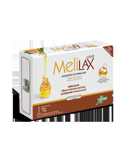 ABOCA MELILAX MICROENEMA 6 UNIDADES