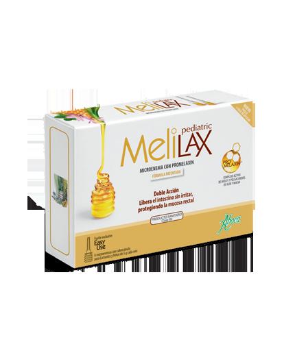 ABOCA MELILAX PEDIATRIC MICROENEMA 6 UNIDADES