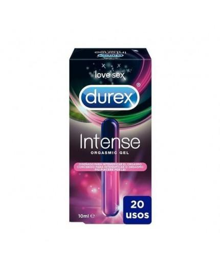 DUREX INTENSE ORGASMIC GEL LUBRICANTE 10 ML