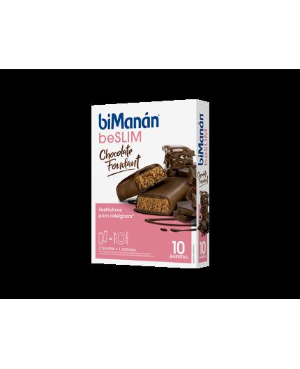 BIMANAN BESLIM BARRITAS DE CHOCOLATE NEGRO FONDANT