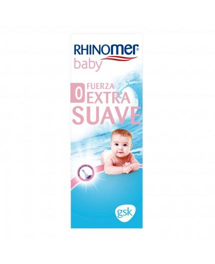 RHINOMER LIMPIEZA NASAL BABY 115 ML