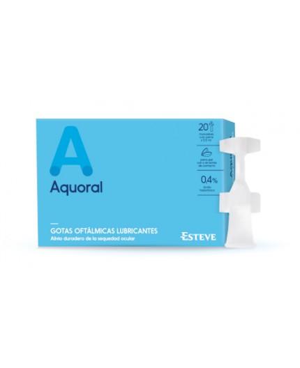 AQUORAL LAGRIMA ARTIFICIAL LUBRICANTE FRASCO 10 ML