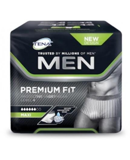 TENA MEN PREMIUM FIT PROTECTIVE UNDERWEAR 10 UDS
