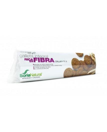 SORIA GALLETA INTEGRAL CON FIBRA 165 GR