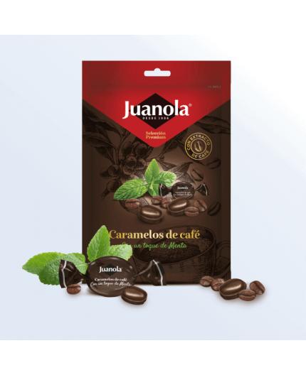 JUANOLA CARAMELOS DE CAFE MENTOLADO 45 gr