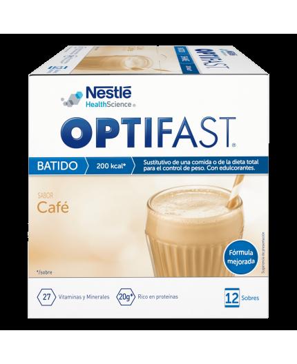 OPTIFAST BATIDO DE CAFE 12 SOBRES