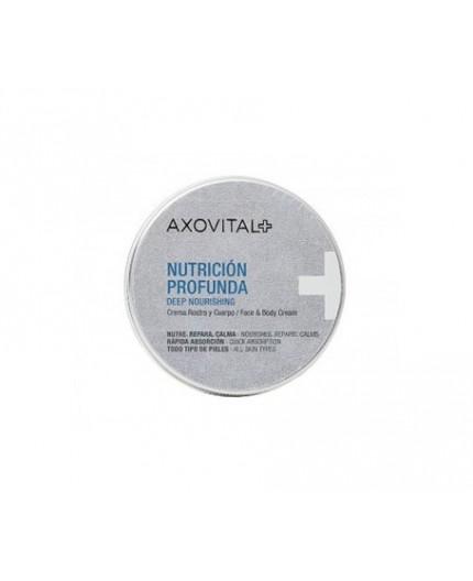 AXOVITAL CREMA NUTRICION PROFUNDA CARA Y CUERPO 150 ML