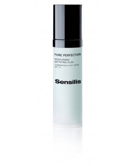 SENSILIS PURE PERFECTION FLUIDO MATIFICANTE HIDRATANTE 50 ML