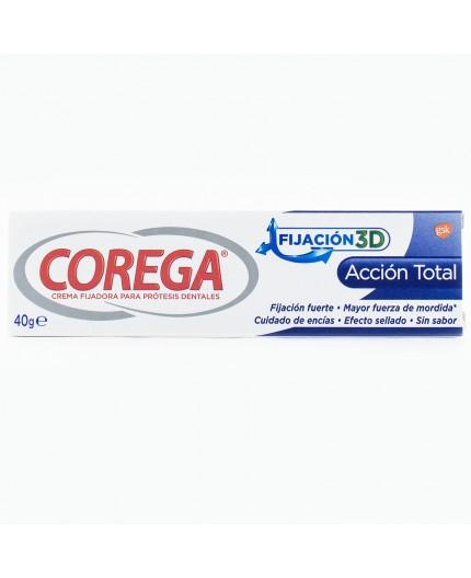 COREGA CREMA FIJACIÓN ACCIÓN TOTAL 40 GR