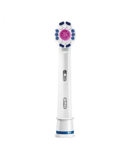 ORAL B RECAMBIO CEPILLO ELECTRICO 3D WHITE 3 UDS