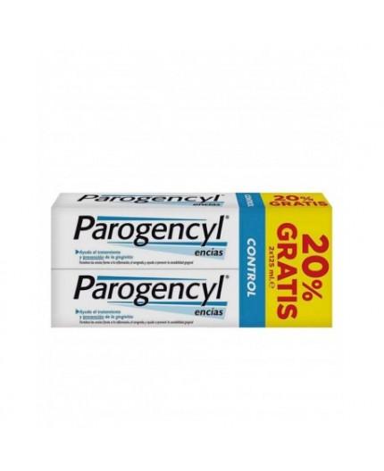 PAROGENCYL CONTROL ENCIAS DUPLO 2X125 ML