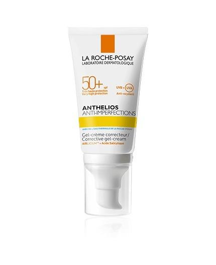 LA ROCHE POSAY ANTHELIOS GEL ANTI-IMPERFECCIONES SPF50 50 ML