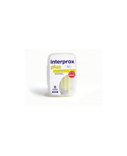 CEPILLO INTERPROX PLUS MINI 10 UDS